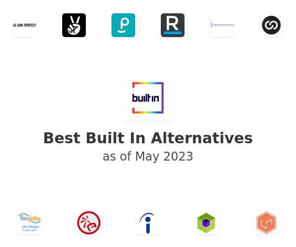 Best Built In Alternatives