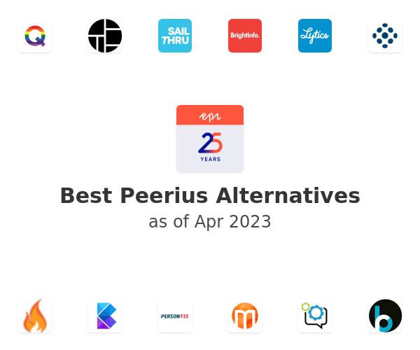 Best Peerius Alternatives