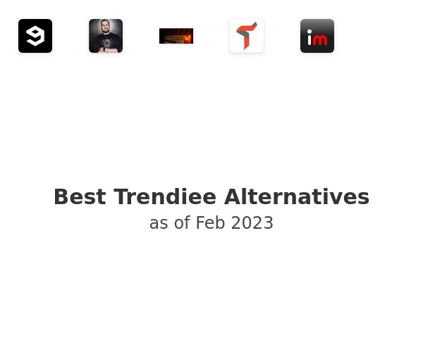 Best Trendiee Alternatives