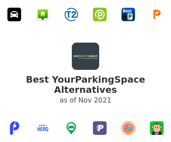 Best YourParkingSpace Alternatives