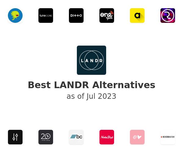 Best LANDR Alternatives