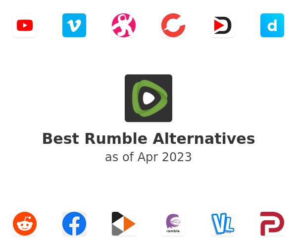 Best Rumble Alternatives