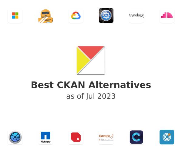 Best CKAN Alternatives