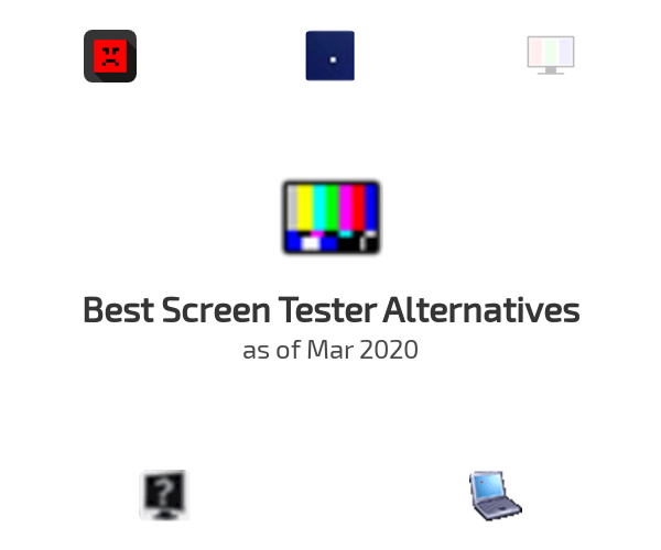 Best Screen Tester Alternatives