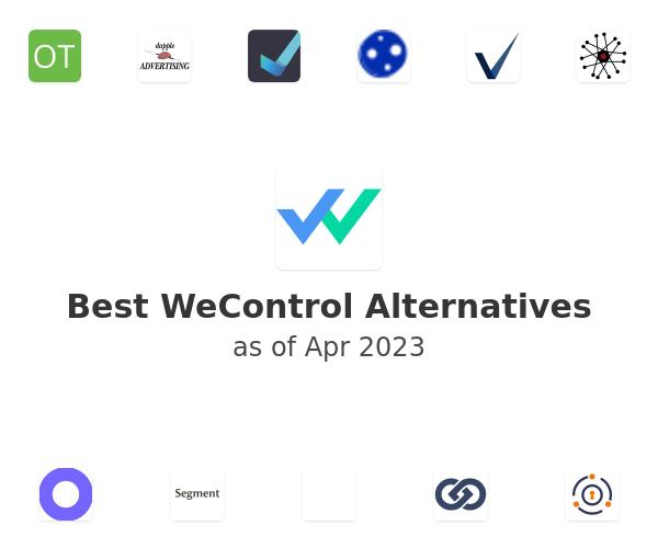 Best WeControl Alternatives