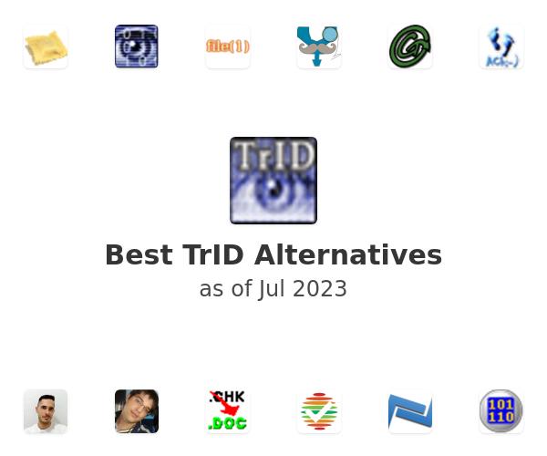 Best TrID Alternatives