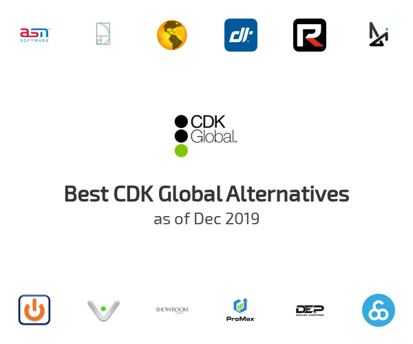 Best CDK Global Alternatives
