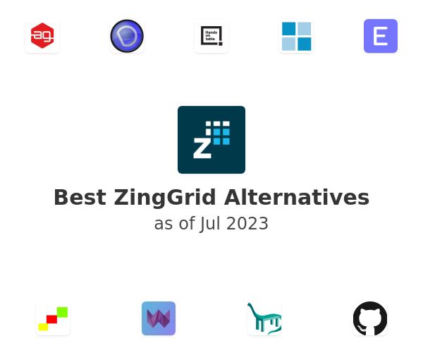 Best ZingGrid Alternatives