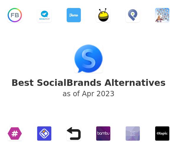Best SocialBrands Alternatives