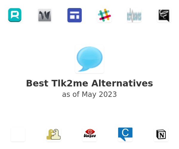 Best Tlk2me Alternatives
