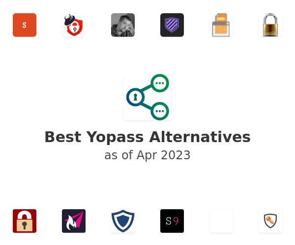 Best Yopass Alternatives