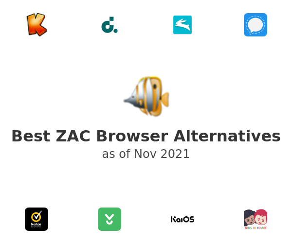Best ZAC Browser Alternatives