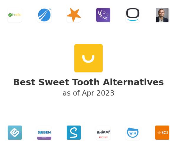 Best Sweet Tooth Alternatives