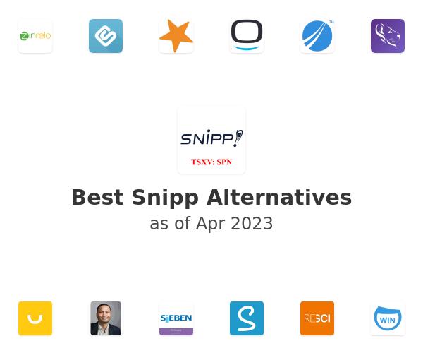 Best Snipp Alternatives