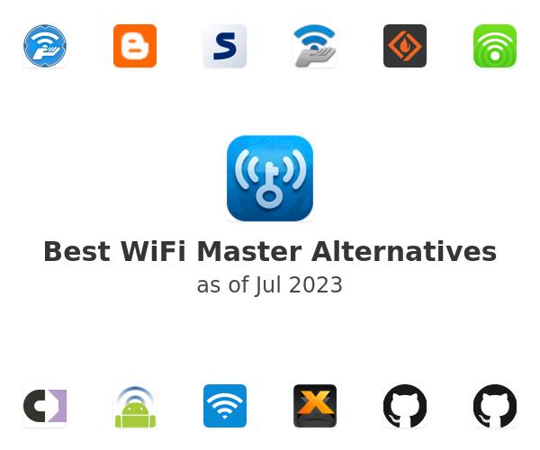 Best WiFi Master Alternatives
