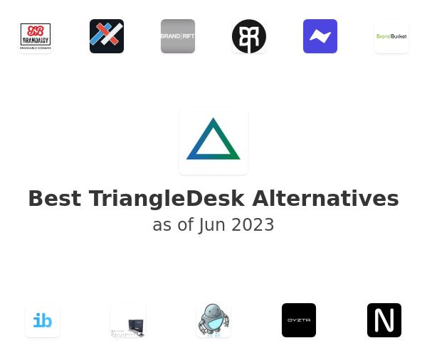 Best TriangleDesk Alternatives