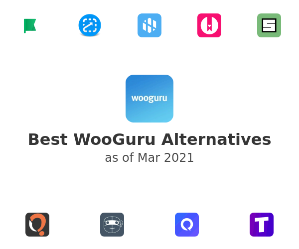 Best WooGuru Alternatives