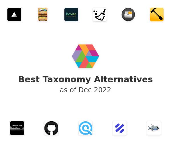Best Taxonomy Alternatives