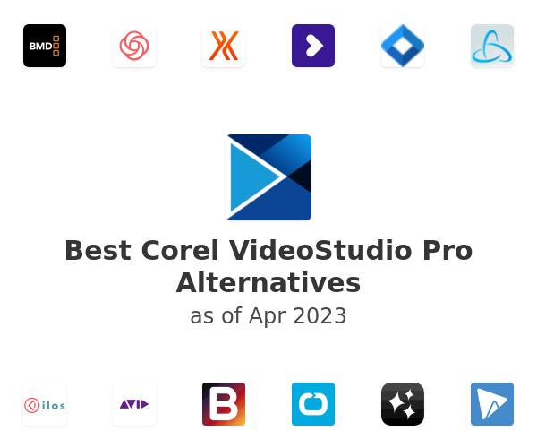 Best Corel VideoStudio Pro Alternatives
