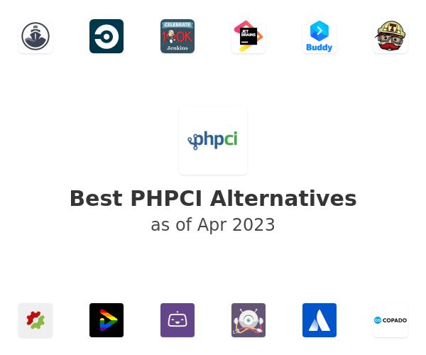 Best PHPCI Alternatives