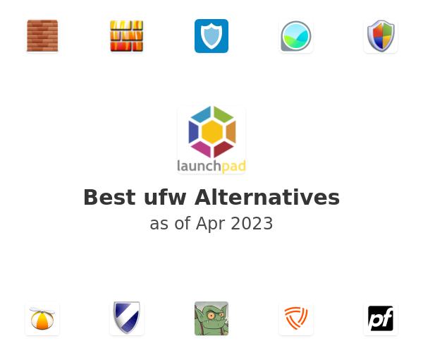 Best ufw Alternatives