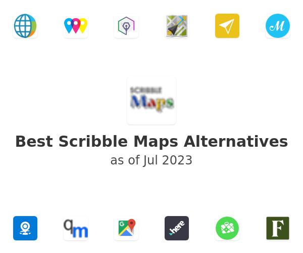Best Scribble Maps Alternatives