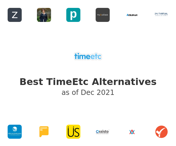 Best TimeEtc Alternatives