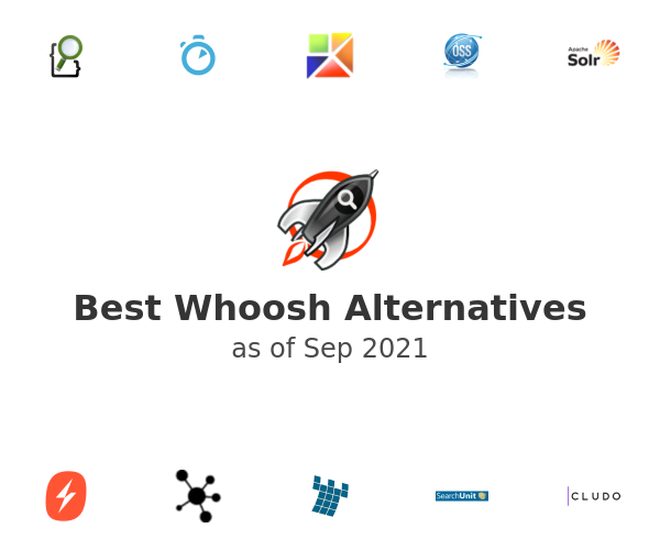 Best Whoosh Alternatives