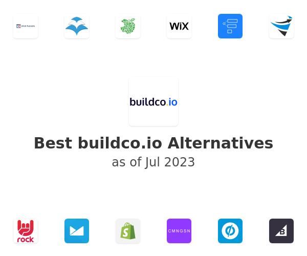 Best buildco.io Alternatives
