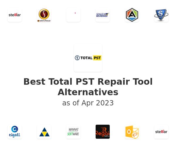 Best Total PST Repair Tool Alternatives