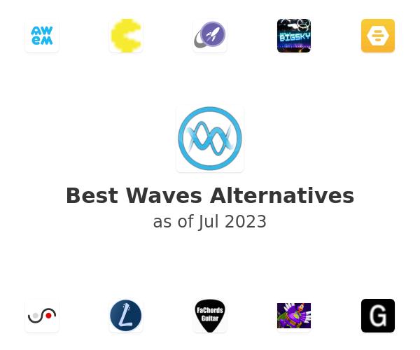 Best Waves Alternatives