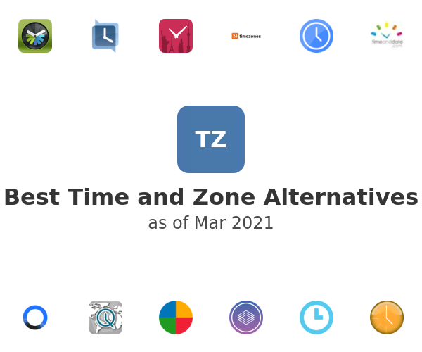 Best Time and Zone Alternatives
