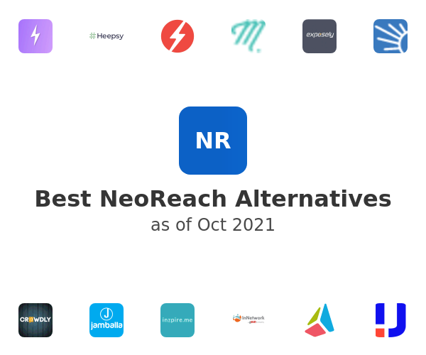 Best NeoReach Alternatives