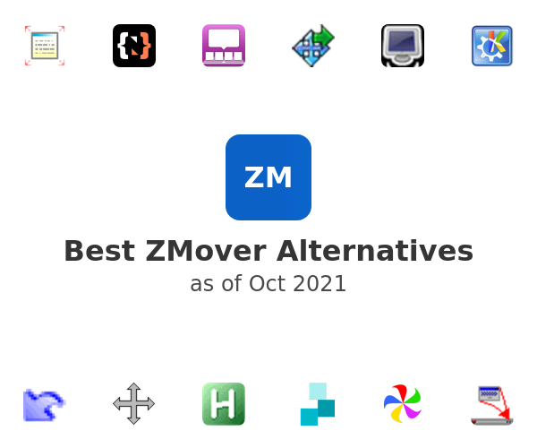 Best ZMover Alternatives