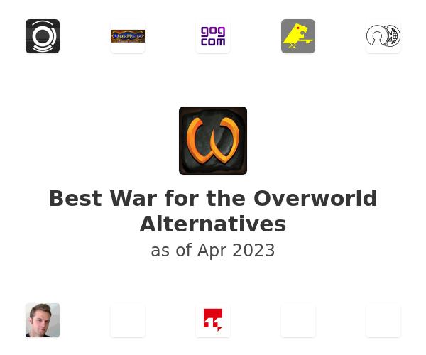 Best War for the Overworld Alternatives