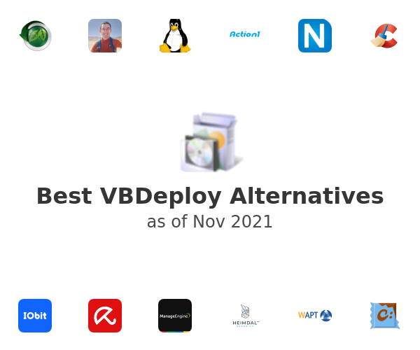 Best VBDeploy Alternatives