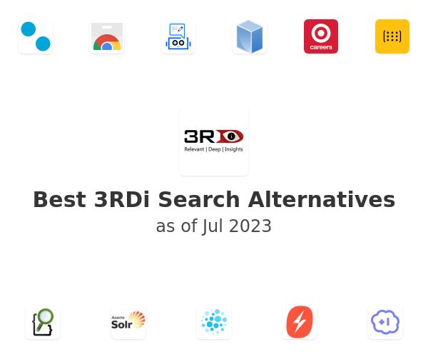 Best 3RDi Search Alternatives