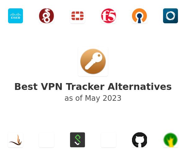 Best VPN Tracker Alternatives
