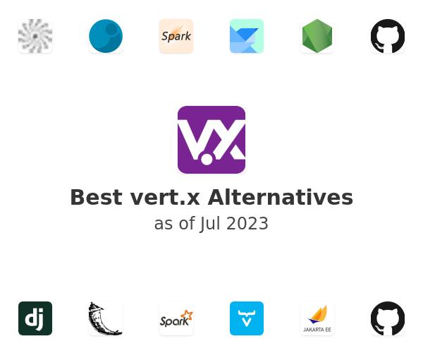 Best vert.x Alternatives