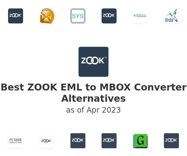 Best ZOOK EML to MBOX Converter Alternatives