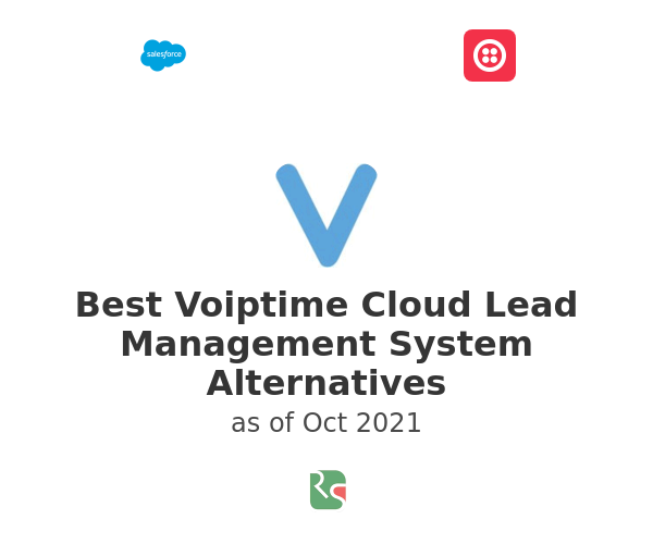 Best Voiptime Cloud Lead Management System Alternatives
