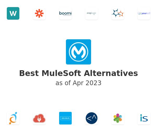 Best MuleSoft Alternatives