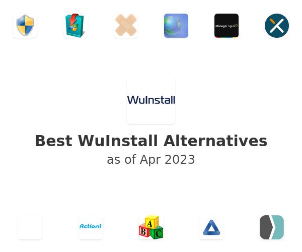 Best WuInstall Alternatives