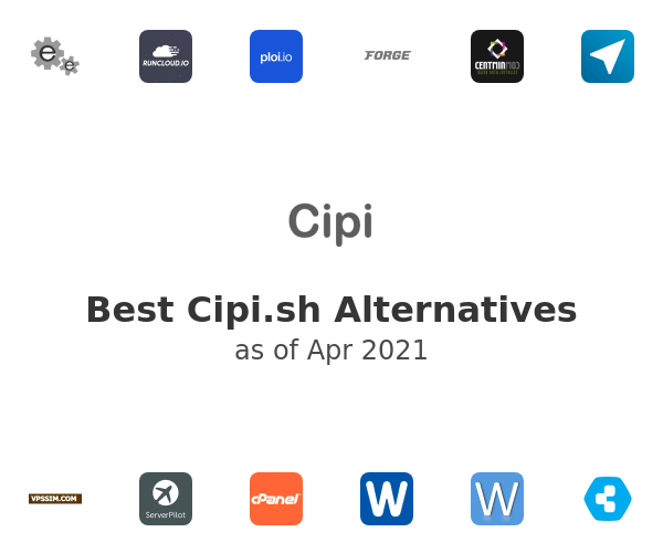 Best Cipi Alternatives