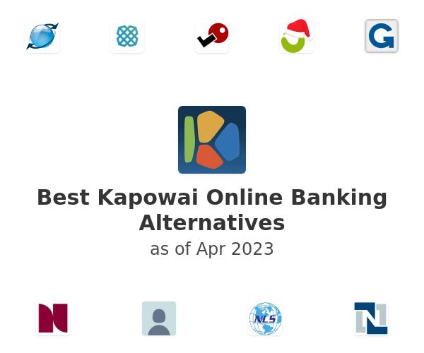 Best Kapowai Online Banking Alternatives