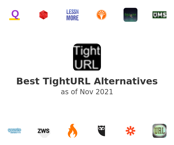 Best TightURL Alternatives