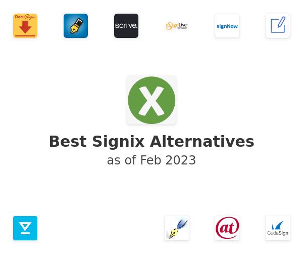 Best Signix Alternatives