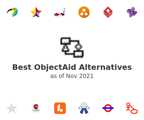 Best ObjectAid Alternatives