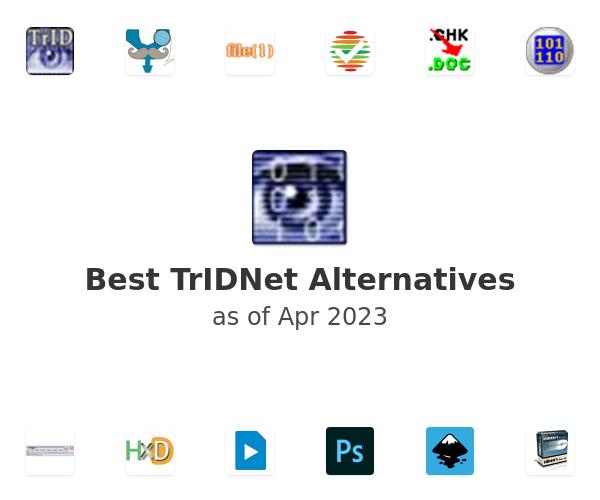 Best TrIDNet Alternatives