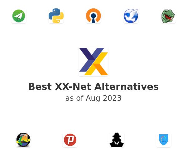 Best XX-Net Alternatives